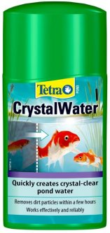 Средство для очистки прудовой воды Tetra Pond Crystal Water 1 л (4004218231566)