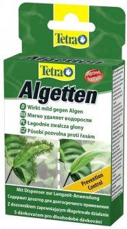 Средство против водорослей Tetra Aqua Algetten с контролем обростаний 12 таблеток на 120 л (4004218140349)