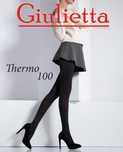 Колготки Giulietta Thermo 100 den 4 р Nero (4820040119205)