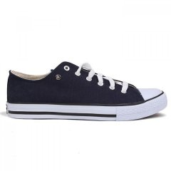 Кеди Dunlop Canvas Low Top Trainers Navy, 46 (310 мм) (10080172)