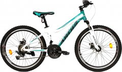 "Велосипед Ardis Cleo 26"" 15"" 2021 Белый (0146-Б-15)"