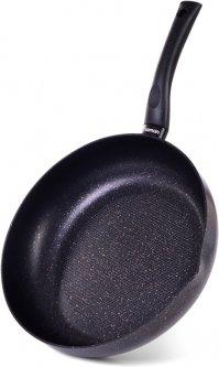 Глубокая сковорода Fissman Promo 26x7см с носиком для слива (14983)