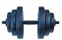 Гантель RN-Sport композитная 18 кг