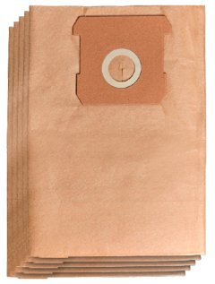 Мешки бумажные к пылесосу Einhell 15 л 5 шт (2351165)