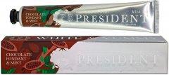 Зубная паста PresiDENT White & Yummy Шоколадный фондан с мятой 75 г (4605370019681)