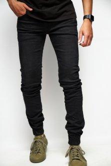 Джинси чоловічі джогеры Fashion Republic Mario Joggers 6196 32 Чорний