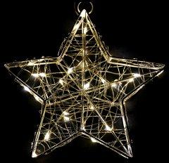 Декоративное украшение Luca Lighting Звезда LED 20 см (8718861329209)