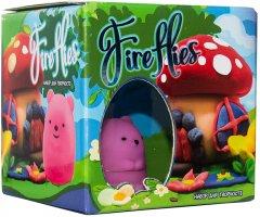 Набор для творчества Strateg Fireflies - Медвежонок (30412) (4820220562623)