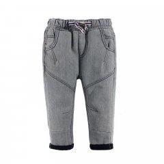 Джинси утеплені для хлопчика Сірий Jumping Beans (110 см) Сірий (44680)