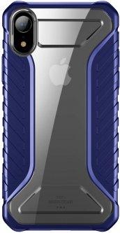 Панель Baseus Michelin для Apple iPhone Xr Blue (WIAPIPH61-MK03)