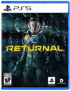 Гра PS5 Returnal (Blu-ray диск, Russian version)