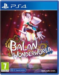 Игра Balan Wonderworld для PS4, Бесплатное обновление до версии PS5 (Blu-ray диск, English version)