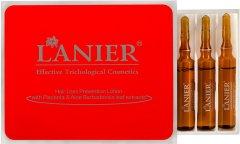 Лосьон против выпадения волос Placen Formula Lanier с плацентой и экстрактом листьев алоэ 6 х 10 мл (8032505660207)