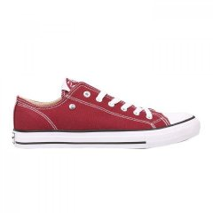 Кеди Dunlop Canvas Low Top Red, 41 (10090164)