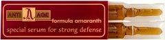Ампулы Placen Formula Anti Age Formula Amaranth для восстановления и омоложения волос 2 х 10 мл (4260002980007)