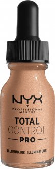 Иллюминатор для лица NYX Professional Makeup Total Control Pro 01 Cool 13 мл (800897207724)