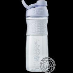 Спортивная бутылка-шейкер BlenderBottle SportMixer с шариком Twist 820 мл Белая (Twist 28oz White)