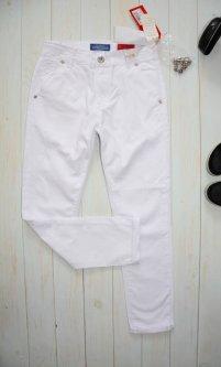 Джинси Street Gang білі 134 см (2272)