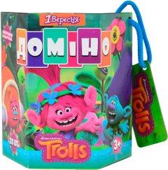 Домино 1 Вересня Trolls (4823091903946)