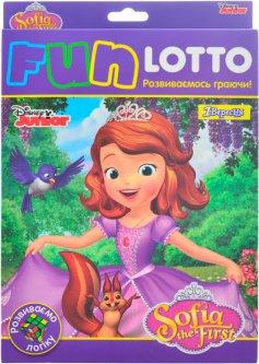Настольная игра 1 Вересня Fun Lotto Sofia (4823099536696)