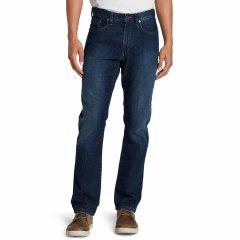 Джинсы Eddie Bauer Mens Flex Jeans Slim Fit RIVER ROCK 32-32 Синие (792-0109RVRK-32 W 32 L)