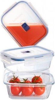 Набор контейнеров Luminarc Pure Box Active 3 шт + сумка (P4129)