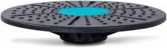 Балансировочный диск Stein диаметр 39 см, высота 8 см Серый/голубой (LBB-1003)