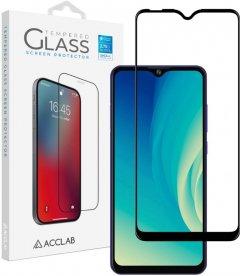 Защитное стекло ACCLAB Full Glue для ZTE Blade A7s 2020 Black (1283126508950)