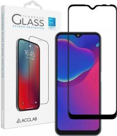 Защитное стекло ACCLAB Full Glue для ZTE Blade V2020 Smart Black (1283126508936)