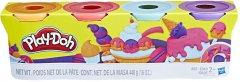Набор для лепки Hasbro Play-Doh 4 баночки (B5517_E4869)