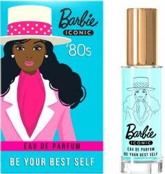 Парфюмированная вода для девочек Bi-es Barbie Iconic Be your best self 50 мл (5902734849519)