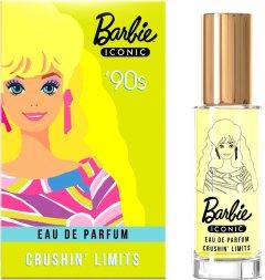 Парфюмированная вода для девочек Bi-es Barbie Iconic Crushin' Limits 50 мл (5902734849526)