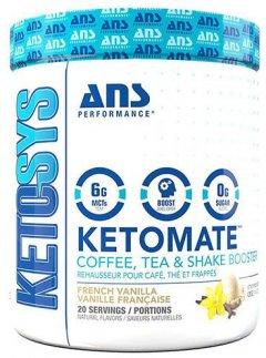 Заменитель питания ANS Performance Ketomate Французская ваниль 293 г (671682)