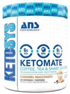 Заменитель питания ANS Performance Ketomate Карамельный маккиато 293 г (671850)