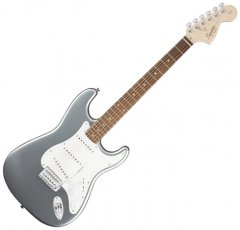 Электрогитара Fender Squier Affinity Stratocaster SSS LRL Slick Silver (227884)