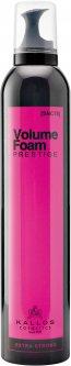 Пена для волос Kallos Cosmetics Prestige экстра сильной фиксации 300 мл (5998889501112)