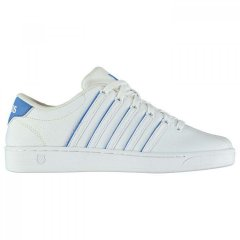 Кеди K Swiss Court Pro II White/Blue, 41 (290 мм) (10108111)