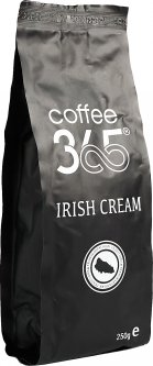 Кофе в зернах Coffee365 Irish Cream 250 г (4820219990109)