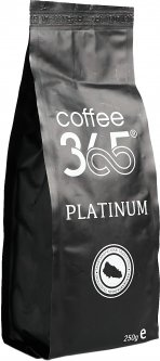Кофе в зернах Coffee365 Platinum 250 г (4820219990093)