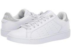 Кеди K-Swiss Clean Court CMF White, 37.5 (255 мм) (10122177)