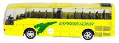Автобус инерционный Big Motors желтый (XL80136L-2) (4812501084191-2)