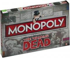 Настольная игра Winning Moves Монополия Walking Dead (503690521470)