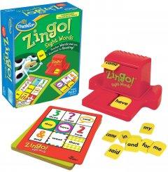 Логическая игра ThinkFun Zingo Слова (7704) (019275077044)