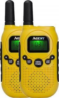 Комплект раций AGENT AR-T6 Star Kids для детей Yellow