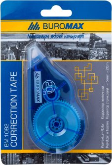 Корректор ленточный Buromax 5 мм х 20 м (BM.1082)