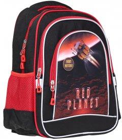Рюкзак Class Mars 38 х 28 х 18 см 19 л Черный/Красный (9941/8591662994100)