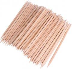 Апельсиновые палочки Avenir Cosmetics для удаления кутикулы 100 шт (2009610006301)