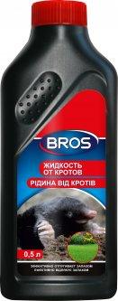 Жидкость Bros от кротов 500 мл (5904517068018)