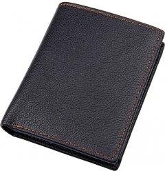 Кошелек Vintage 14598 Черный