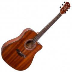 Гитара акустическая Alfabeto Sapele WS41 ST + bag (17-5-41-10)